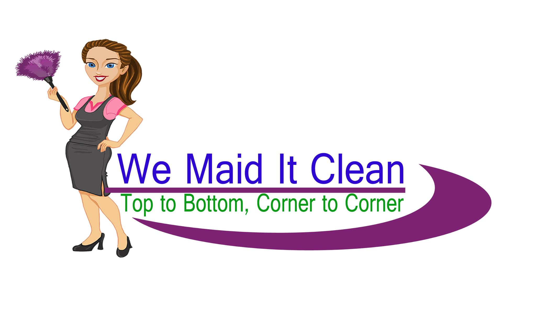 We Maid It Clean